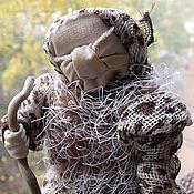 Куклы и игрушки ручной работы. Ярмарка Мастеров - ручная работа Кукла скрутка Баба Нюра. Handmade.