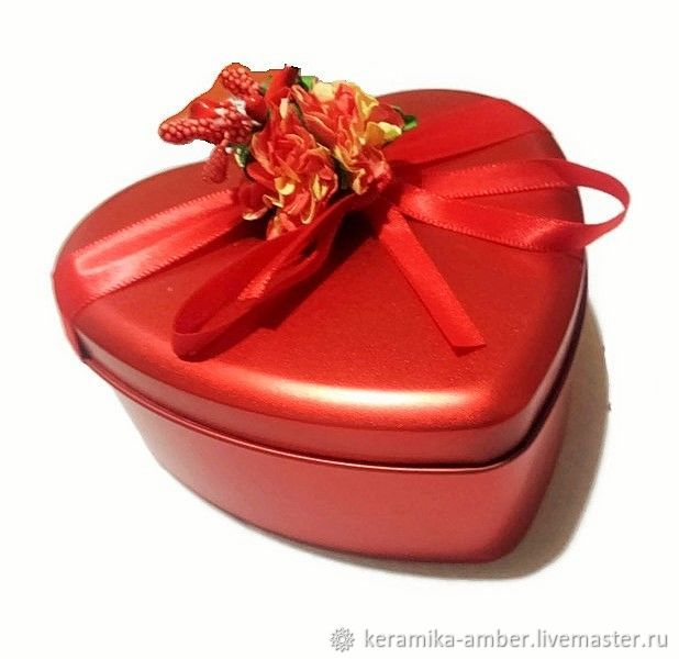 Gift Box Heart For Decorating Gifts Shop Online On Livemaster With