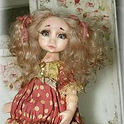 Куклы и игрушки ручной работы. Ярмарка Мастеров - ручная работа Лёлинька ( по мотивам работы Лёля ). Handmade.