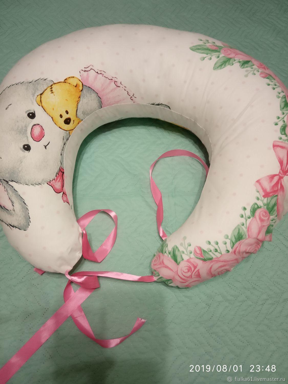 Подушка для беременных и кормления ребенка, Конверты, Брянск, Фото №1