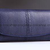 Сумки и аксессуары handmade. Livemaster - original item Purse female leather sea snake IML0004VC. Handmade.