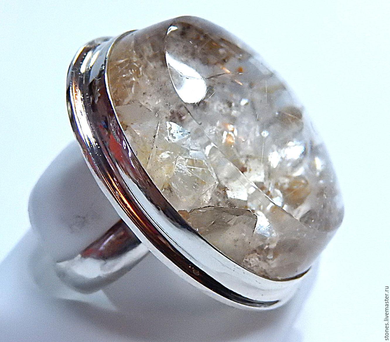 кольца с хрусталем  цена