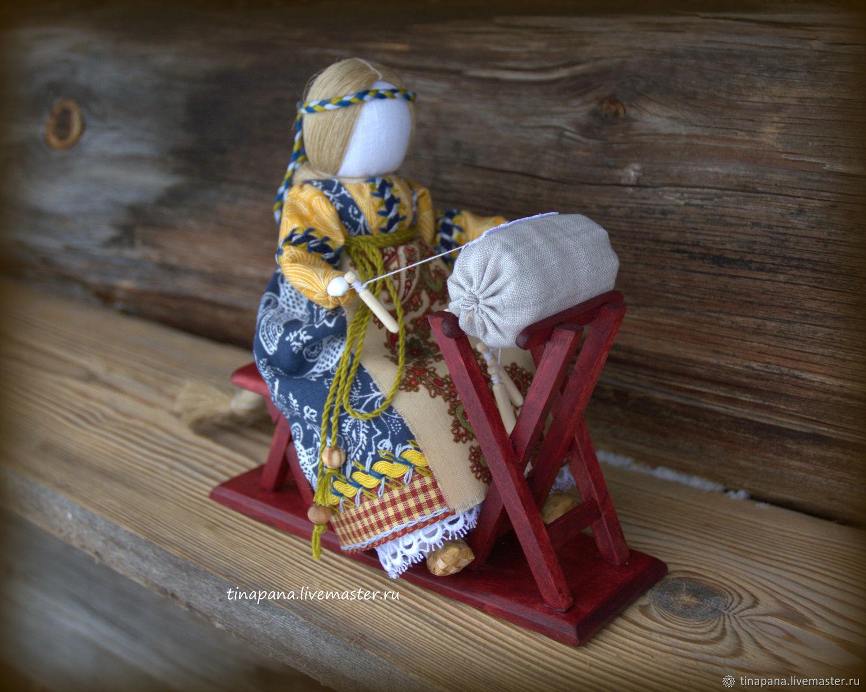 """Авторская кукла """"Ремесло"""" №2, Народная кукла, Челябинск,  Фото №1"""