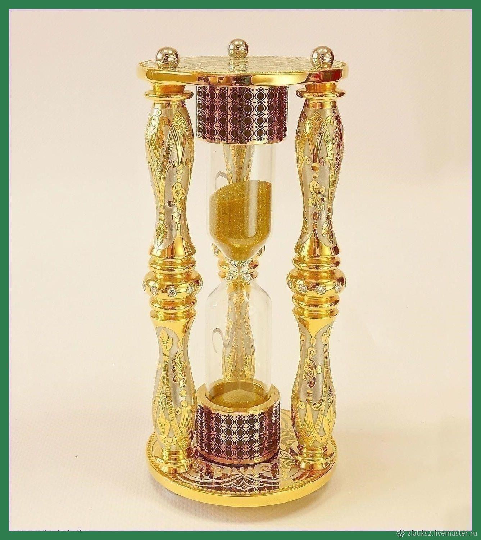 Souvenir hourglass z727, Hourglass, Chrysostom,  Фото №1