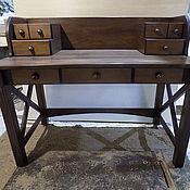 Для дома и интерьера ручной работы. Ярмарка Мастеров - ручная работа Стол-бюро. Handmade.