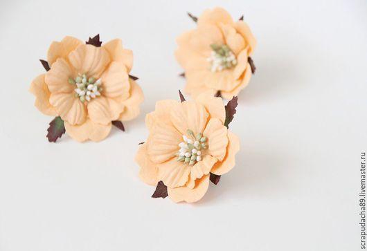 персиковые