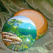 Для дома и интерьера handmade. Livemaster - original item Casket pine Lone pine Belokurikha. Handmade.
