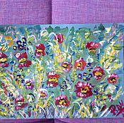 Картины и панно handmade. Livemaster - original item flowers for happiness.. Handmade.