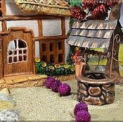"""Подарки к праздникам ручной работы. Ярмарка Мастеров - ручная работа Интерьерная статуэтка """"Колодец Желаний"""". Handmade."""