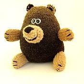 Куклы и игрушки ручной работы. Ярмарка Мастеров - ручная работа Игрушка Мишка. Handmade.
