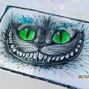 Одежда ручной работы. Ярмарка Мастеров - ручная работа Чеширский кот. Handmade.