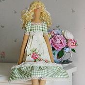 Куклы и игрушки ручной работы. Ярмарка Мастеров - ручная работа Тильда Люсиль. Handmade.