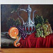 Картины и панно handmade. Livemaster - original item Dutch still life oil