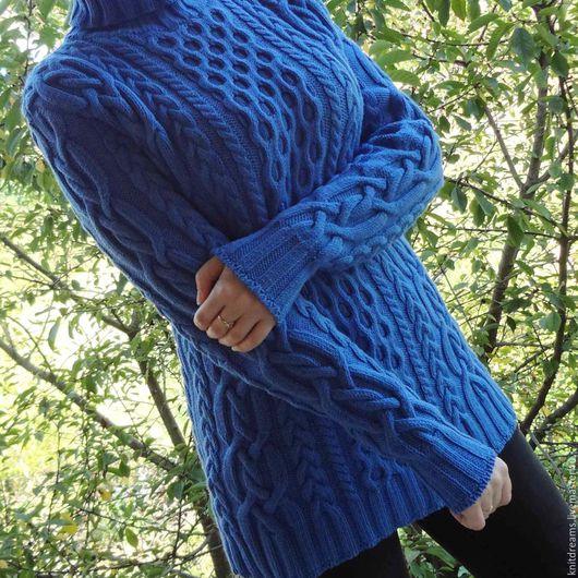 """Кофты и свитера ручной работы. Ярмарка Мастеров - ручная работа. Купить Свитер """"Wool berry"""". Handmade. Вязаный свитер"""