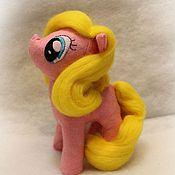 Куклы и игрушки ручной работы. Ярмарка Мастеров - ручная работа Пони. Handmade.