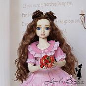 Куклы и игрушки handmade. Livemaster - original item Articulated doll Maya. Handmade.