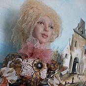 """Куклы и игрушки ручной работы. Ярмарка Мастеров - ручная работа Авторская кукла """"Куртизанка Короля"""". Handmade."""