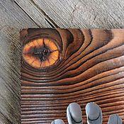 Для дома и интерьера ручной работы. Ярмарка Мастеров - ручная работа Для любимца - вешалка для поводков. Handmade.