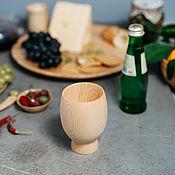 Посуда handmade. Livemaster - original item A glass of natural Wood 11#22. Handmade.