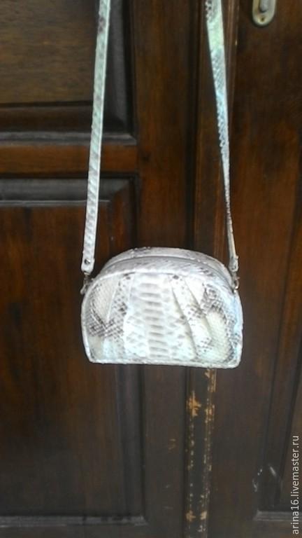 Женские сумки ручной работы. Ярмарка Мастеров - ручная работа. Купить сумочка маленькая. Handmade. Бежевый, сумочка, сумка