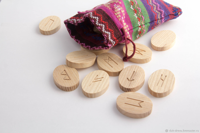 Runes for divination, Runes, Vladimir,  Фото №1