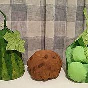 Шапочки овощей своими руками для утренника по сказке