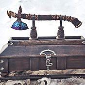 Сувениры и подарки handmade. Livemaster - original item Axe
