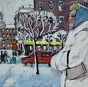 Картины и панно ручной работы. Ярмарка Мастеров - ручная работа 60-е. Handmade.