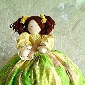 Для дома и интерьера handmade. Livemaster - original item a woman in a large kettle. Handmade.