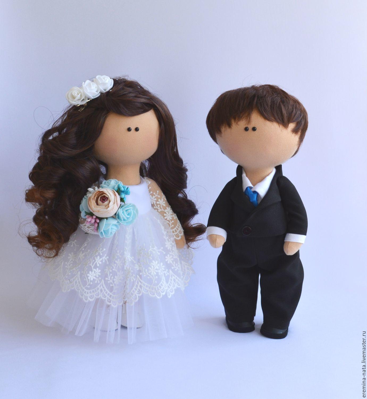 Кукла в подарок на свадьбу 13