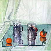 Картины и панно ручной работы. Ярмарка Мастеров - ручная работа Ностальгический натюрморт. Handmade.