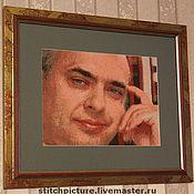 Картины и панно ручной работы. Ярмарка Мастеров - ручная работа Портрет. Handmade.