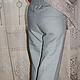 Брюки, шорты ручной работы. Льняные брюки СКИДКА. ~Льняная лавочка~. Ярмарка Мастеров. Льняные изделия, удобная одежда