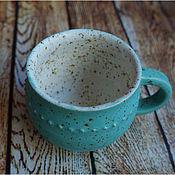 """Посуда ручной работы. Ярмарка Мастеров - ручная работа Кружка """"Морской ёжик"""". Handmade."""