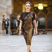 Одежда ручной работы. Ярмарка Мастеров - ручная работа Платье Артефакт 6. Handmade.