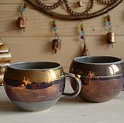 Посуда handmade. Livemaster - original item A Cup of Chic Shine. Handmade.