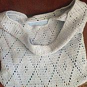Сумки и аксессуары handmade. Livemaster - original item Summer stroll Handbag bag summer. Handmade.