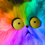 Fluffy Meow - Ярмарка Мастеров - ручная работа, handmade