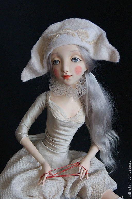 """Авторская кукла """"Фантеска"""", Куклы и пупсы, Москва,  Фото №1"""