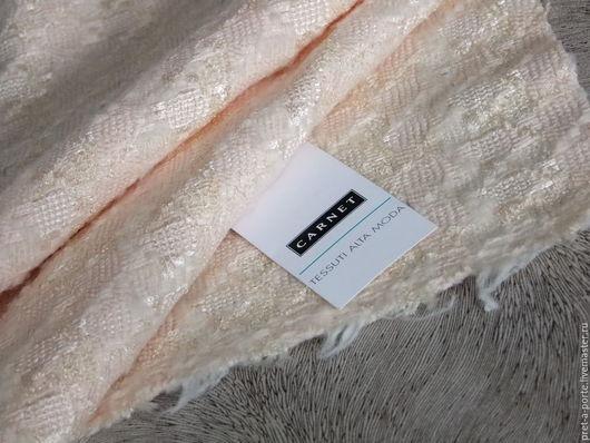 Шитье ручной работы. Ярмарка Мастеров - ручная работа. Купить CHANEL твид шерсть , Италия. Handmade. Итальянские ткани, шерсть