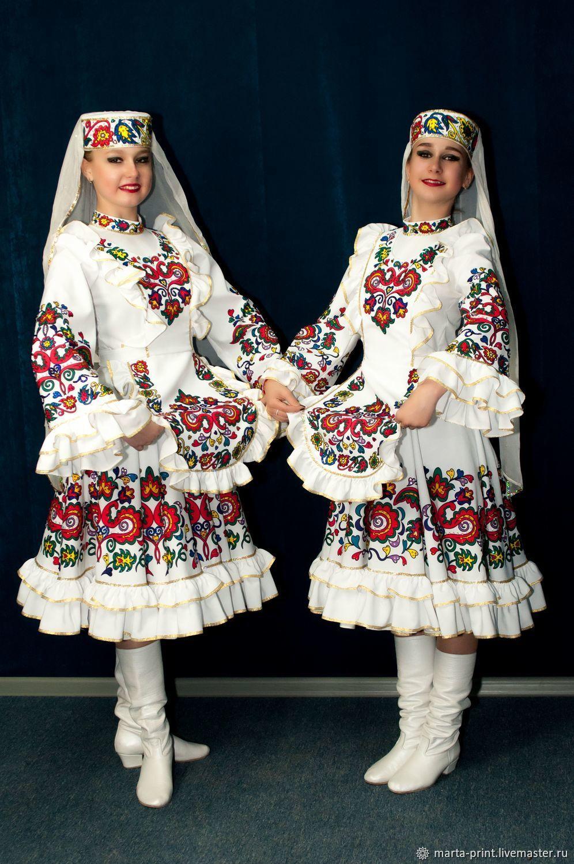 мужество татарские национальные одежды фото могут плавать