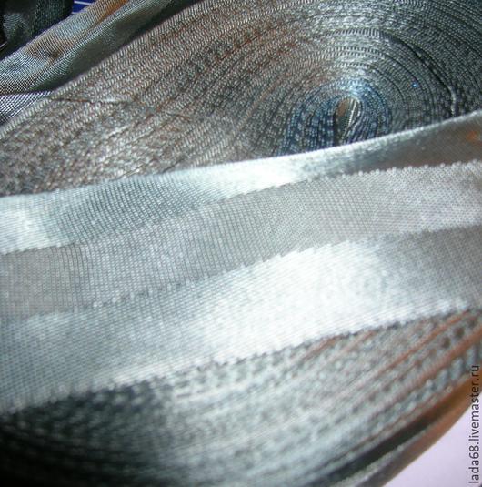 Винтажная одежда и аксессуары. Ярмарка Мастеров - ручная работа. Купить Тесьма  тканевая атласная для брошей. Handmade. Тесьма, тесьма для отделки