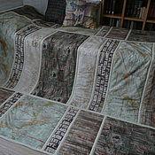 Blankets handmade. Livemaster - original item Bedspread cotton