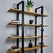 Для дома и интерьера handmade. Livemaster - original item Wall shelves in loft style. Handmade.