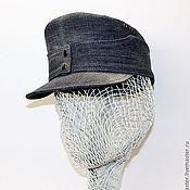 Одежда ручной работы. Ярмарка Мастеров - ручная работа Кепка M-43. Handmade.