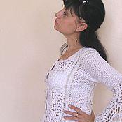 """Одежда ручной работы. Ярмарка Мастеров - ручная работа Авторский жакет """"Севилья"""". Handmade."""