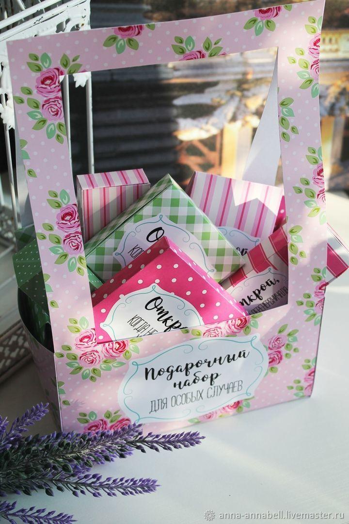 Gift set ' Open when...', Gift Boxes, Nizhny Novgorod,  Фото №1