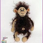 Куклы и игрушки ручной работы. Ярмарка Мастеров - ручная работа Орангутан. Handmade.