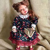 Куклы и пупсы ручной работы. Ярмарка Мастеров - ручная работа Авторская куколка Катюша. Handmade.