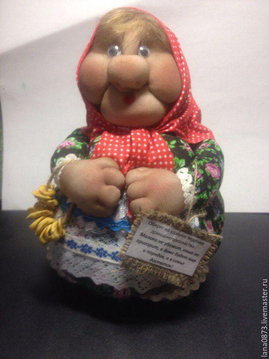 Кукла оберег Бабушка для примера